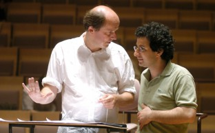 Marios Joannou Elia at Berlin Philharmonic