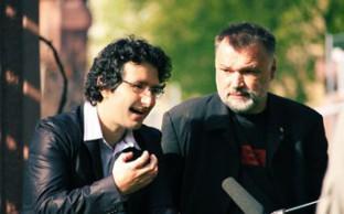 Marios Joannou Elia & Horst Hamann (Photo © Marius Mueller)