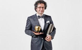 Marios Joannou Elia's autosymphonic wins First Prize (Photo © Thilo Ross)