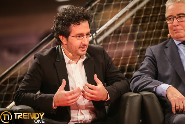 Marios Joannou Elia: RegioTV Schwaben – Prominent des Jahres Kultur 2015 (Photo © Trendy)
