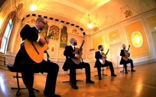 Marios Joannou Elia's Apophis performed by Miscelanea Quartet at International Mozarteum Foundation in Salzburg (Photo © Joao Dinis)