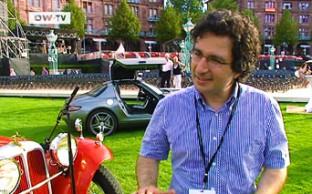 Marios Joannou Elia - Deutsche Welle Arabic