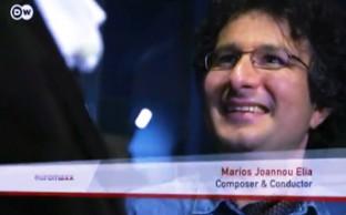 Marios Joannou Elia - Deutsche Welle, 2013