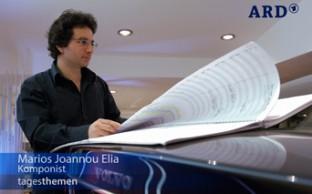 Marios Joannou Elia - ARD Tagesthemen