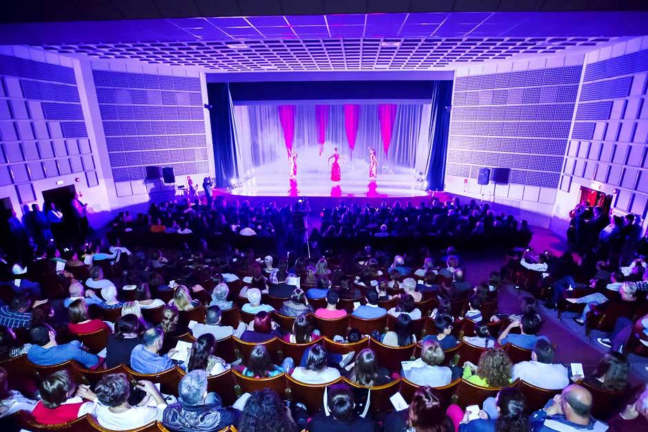 Marios Joannou Elia - Dance Festival Pafos 2017 Opening, 2013 (Photo © Larkos)