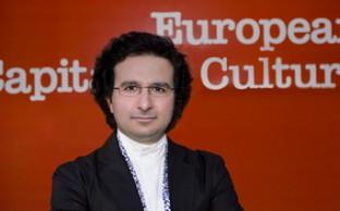 Marios Joannou Elia Artistic Director of the European Capital of Culture 2017 (Photo © Kostisfilms, London)