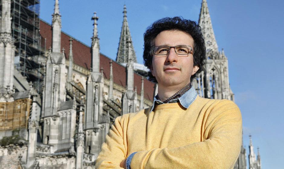 Marios Joannou Elia & Ulmer Münster (Photo © Stadt Ulm)