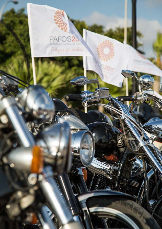 Motorbike Tour and Harley's Jacket Theatre Performance (Photo © Savvas Spiropoulos)