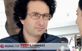 Marios Joannou Elia's Interview at Sigma TV & TEDx Limassol