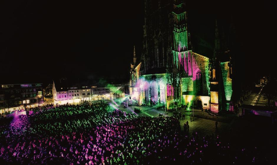 Marios Joannou Elia: Ulmer Oratorium (Photo © Stadt Ulm)