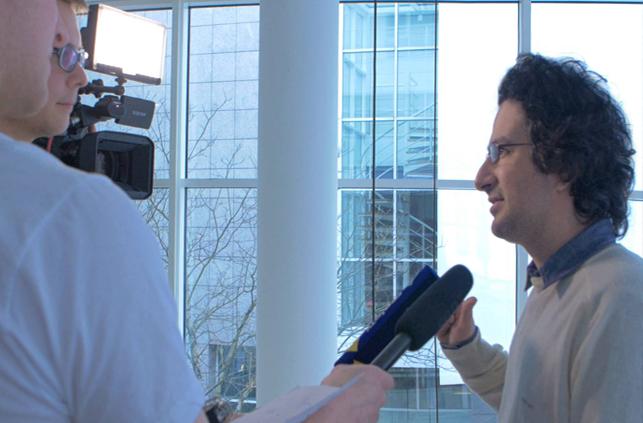 Marios Joannou Elia - Interview at German Press Media, April 2015