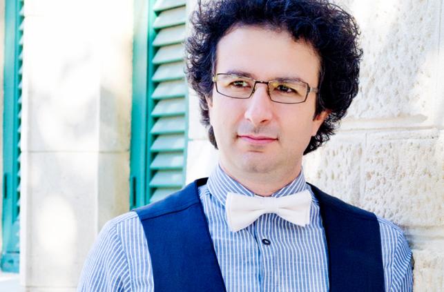 Marios Joannou Elia: Patron of the Paphos Hearts of Gold Award 2014