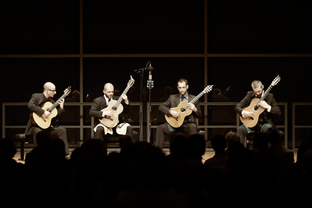 """Marios Joannou Elia's """"PFEFFER"""", commissioned by Miscelanea Guitar Quartet, to be performed in several EU countries"""