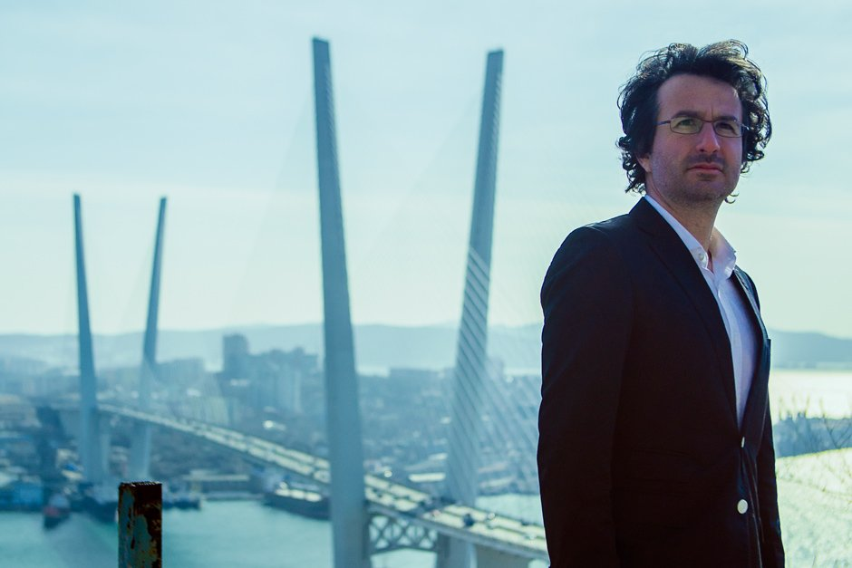 Marios Joannou Elia at Vladivostok, Photo © Kostis Nikolas