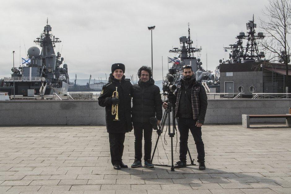 Marios Joannou Elia Sound of Vladivostok Navy