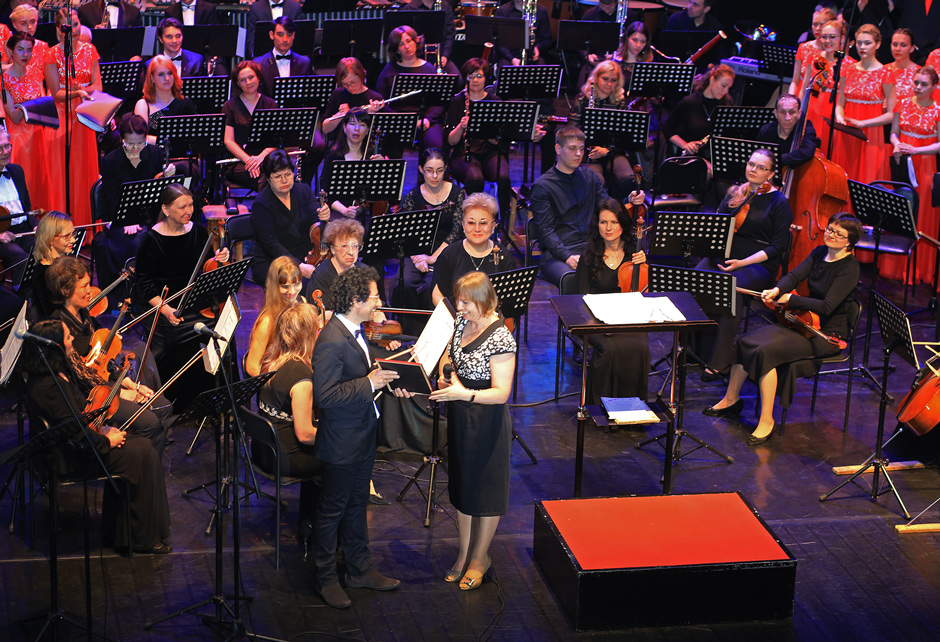 City of Vladivostok honors Marios Joannou Elia for his symphonic work