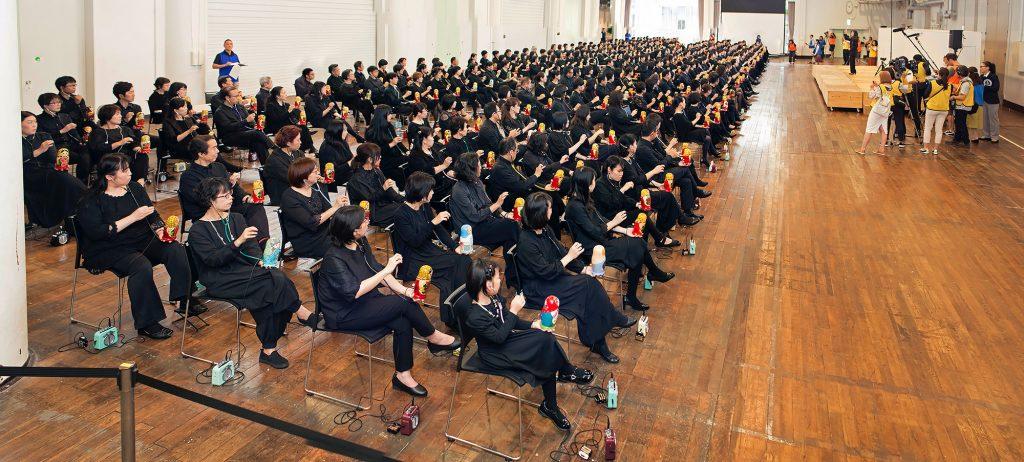 Marios Joannou Elia Guinness World Record Matryomin